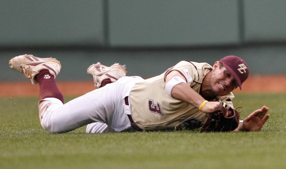 Boston College Vs. Harvard Men's Baseball At Fenway