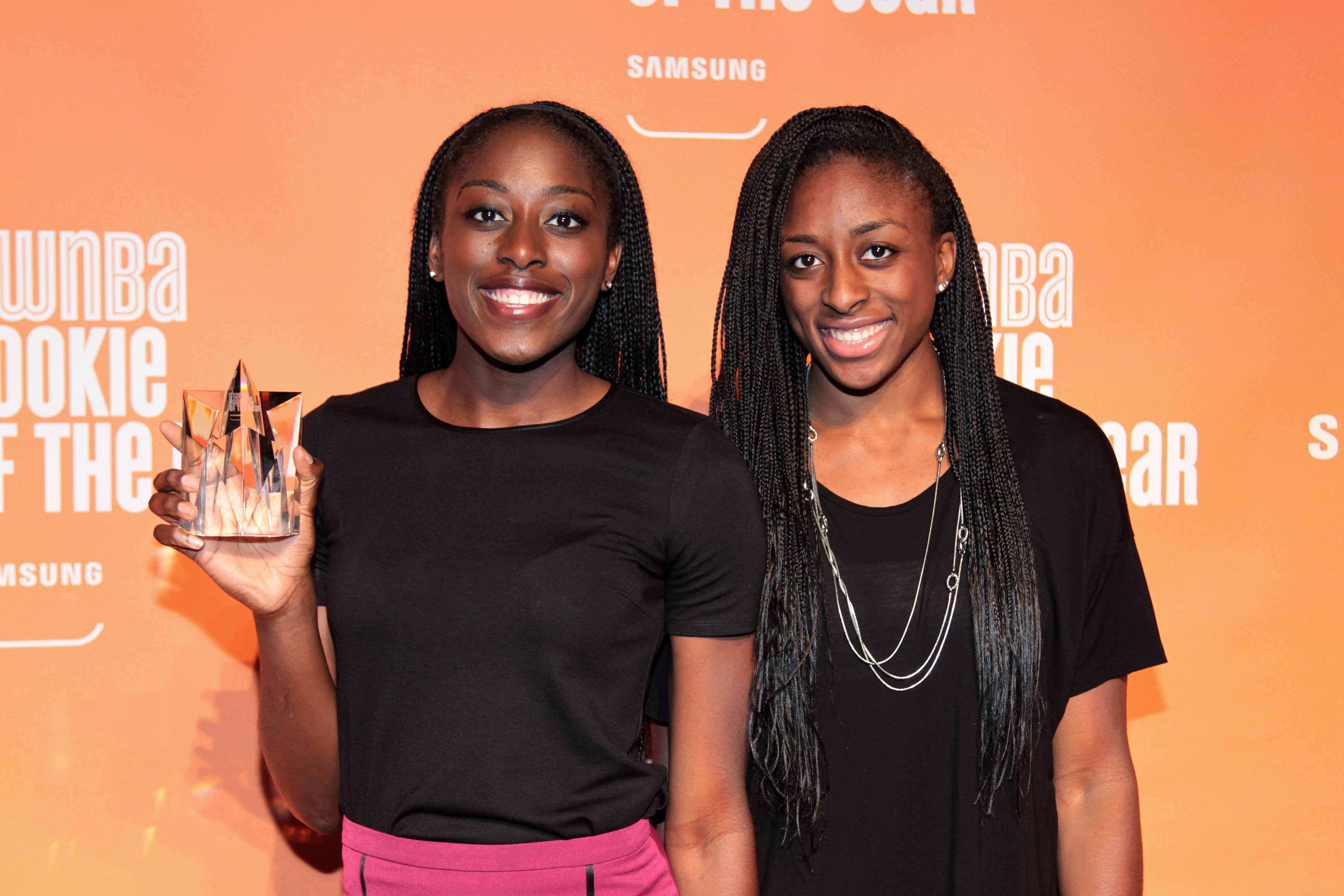 Chiney Ogwumike 2014 WNBA Rookie Of The Year