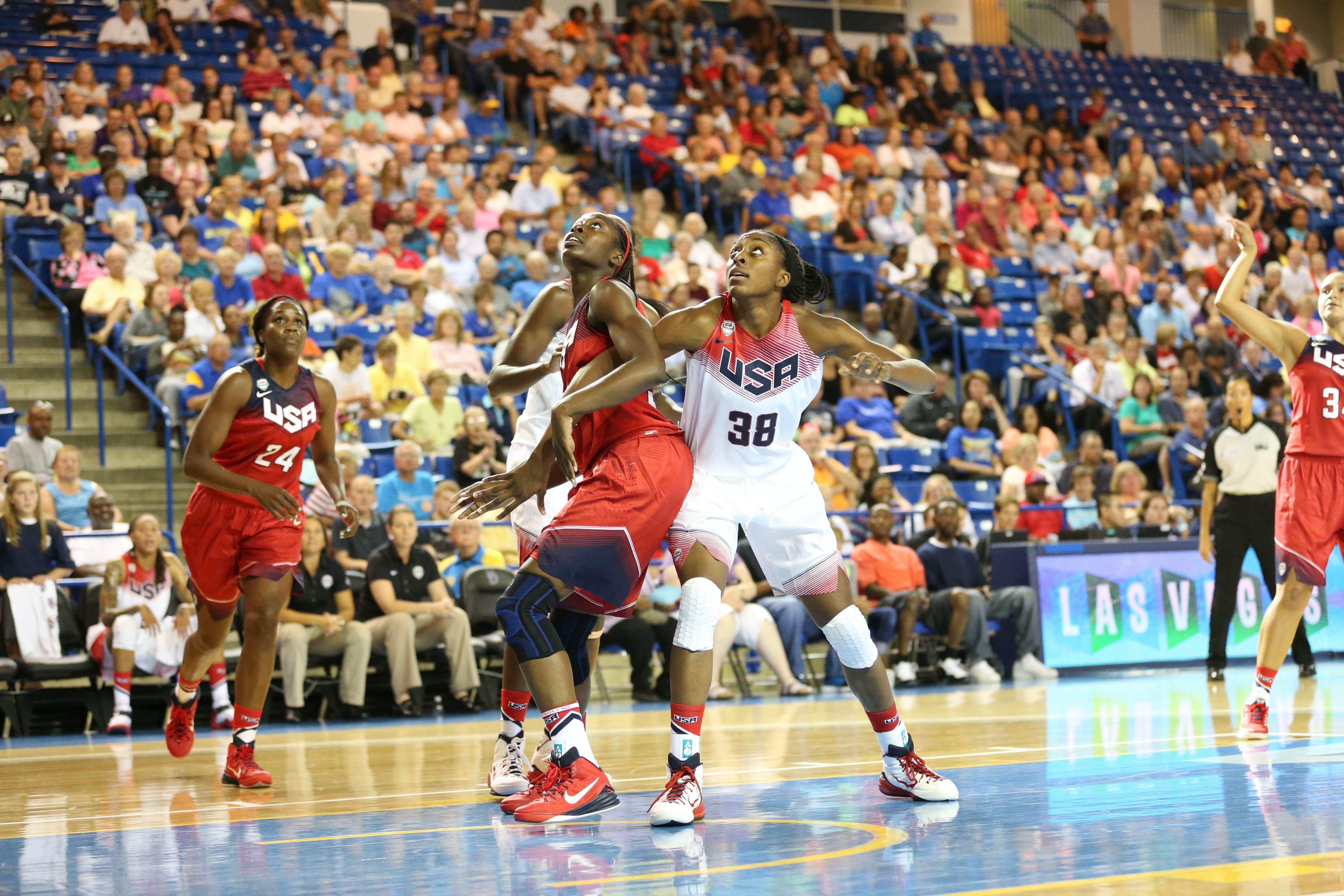 Women's Senior U.S. National Team Red v White