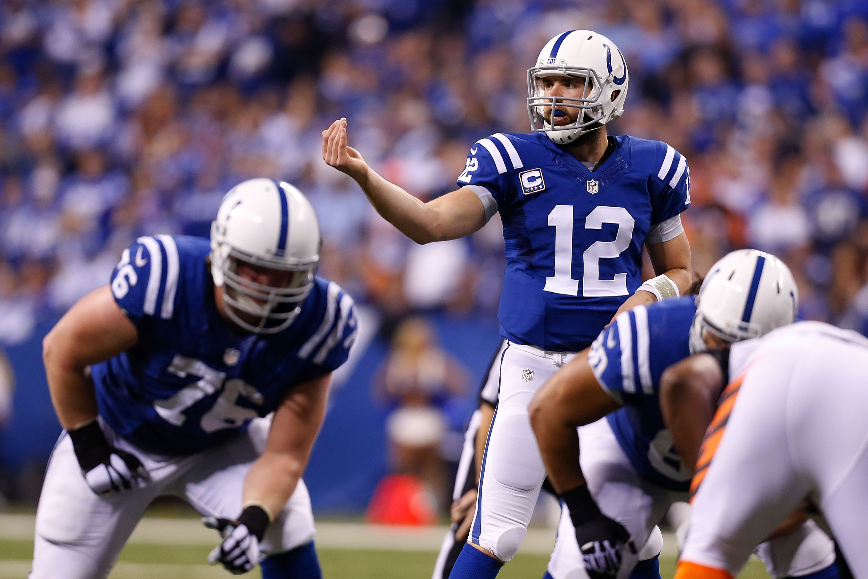 Wild Card Playoffs - Cincinnati Bengals v Indianapolis Colts
