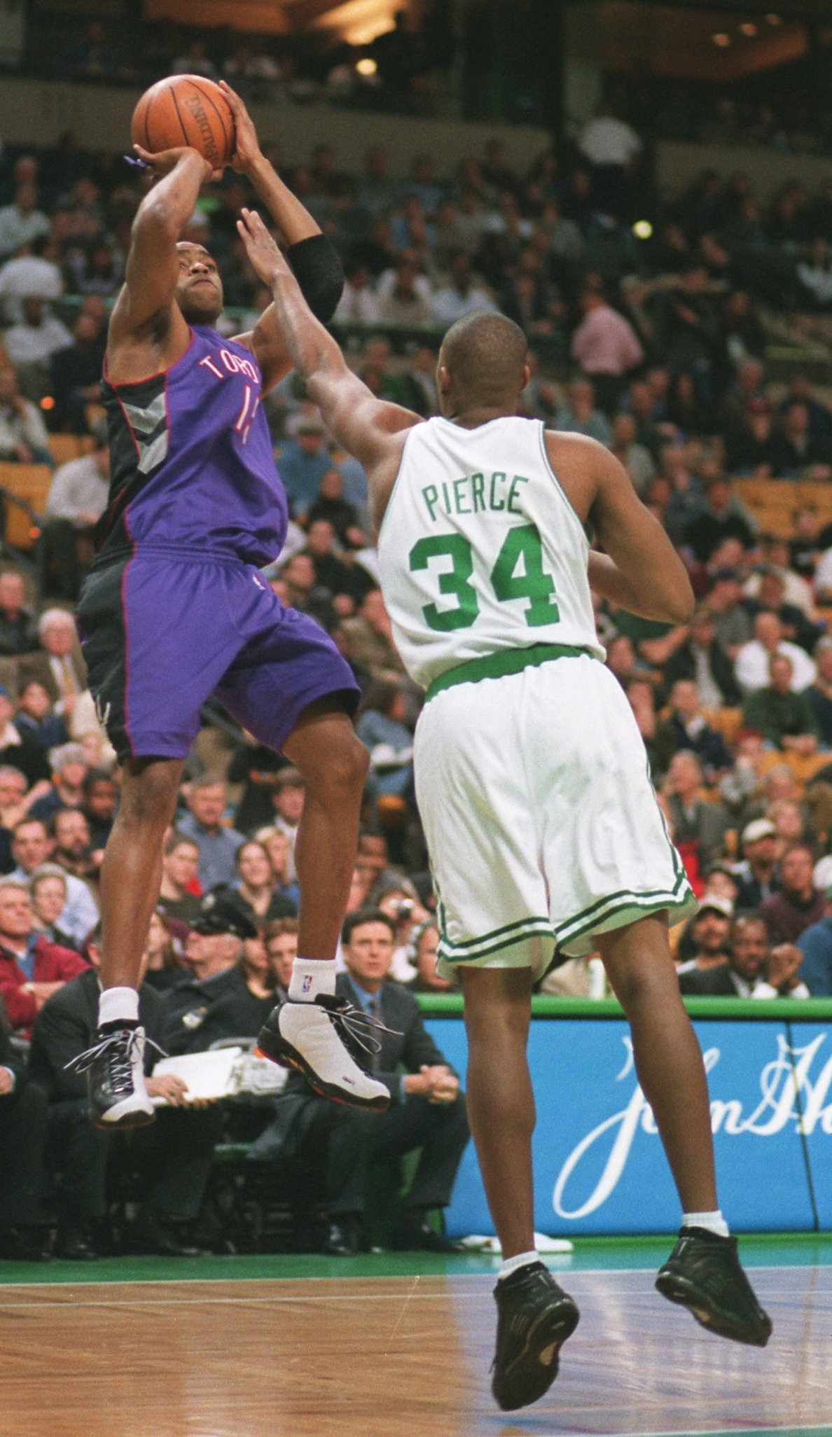 Toronto Raptors Vs. Boston Celtics
