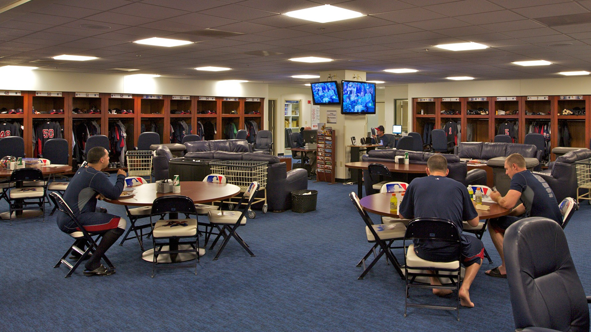 Miller Park Clubhouse.