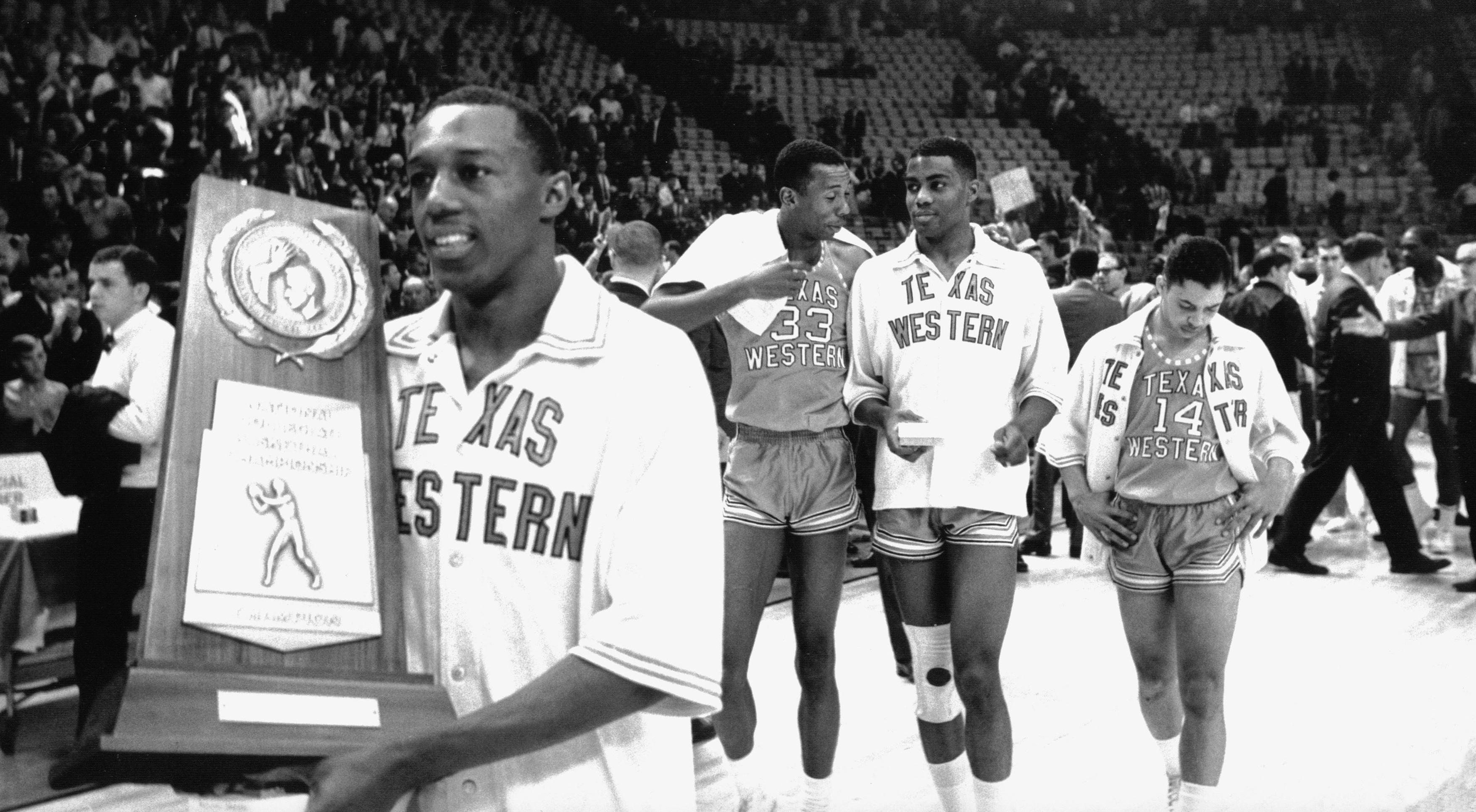 Texas Western, 1966 NCAA Finals
