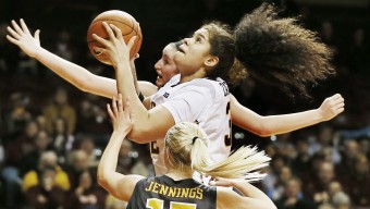 WNBA Draft Zahui B Baskeball
