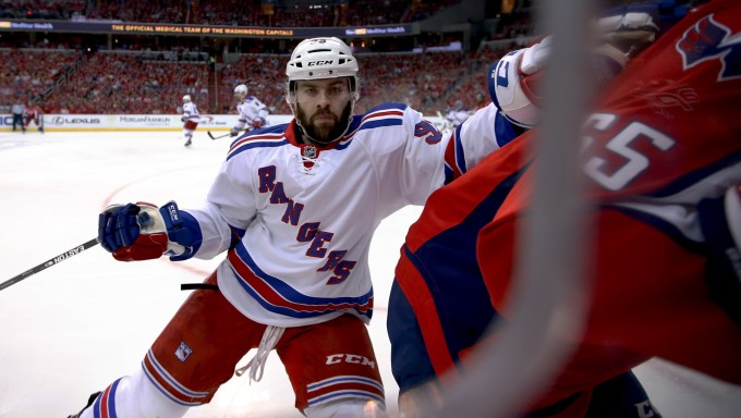 Keith Yandle: New York, Let's Go To Work