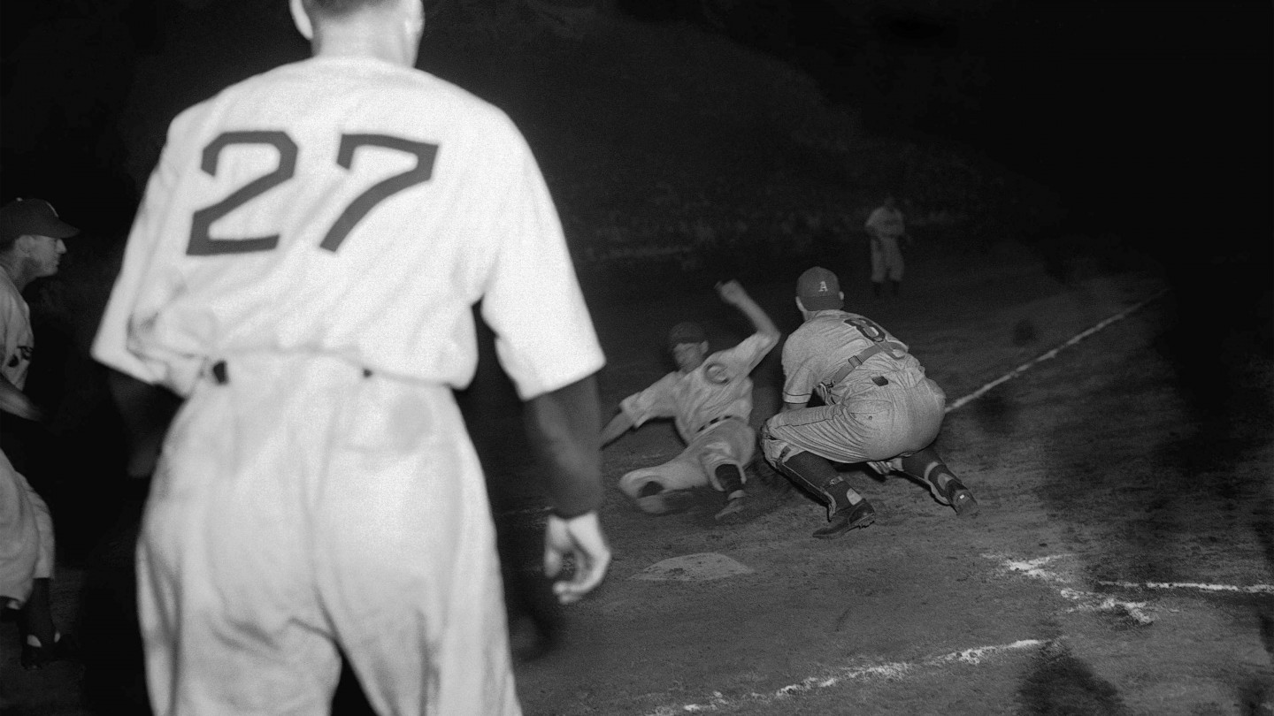 The 1944 All-Star Game at Forbes Field in Pittsburgh was the first to be played at night.