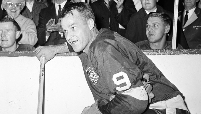 The Players' Tribune : Gordie Howe (1928-2016)
