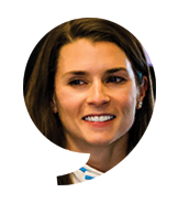 Danica Patrick, NASCAR Driver / Stewart-Haas Racing - The Players' Tribune