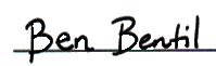 Ben Bentil