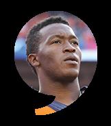 Demaryius Thomas, Wide Receiver / Denver Broncos - The Players' Tribune