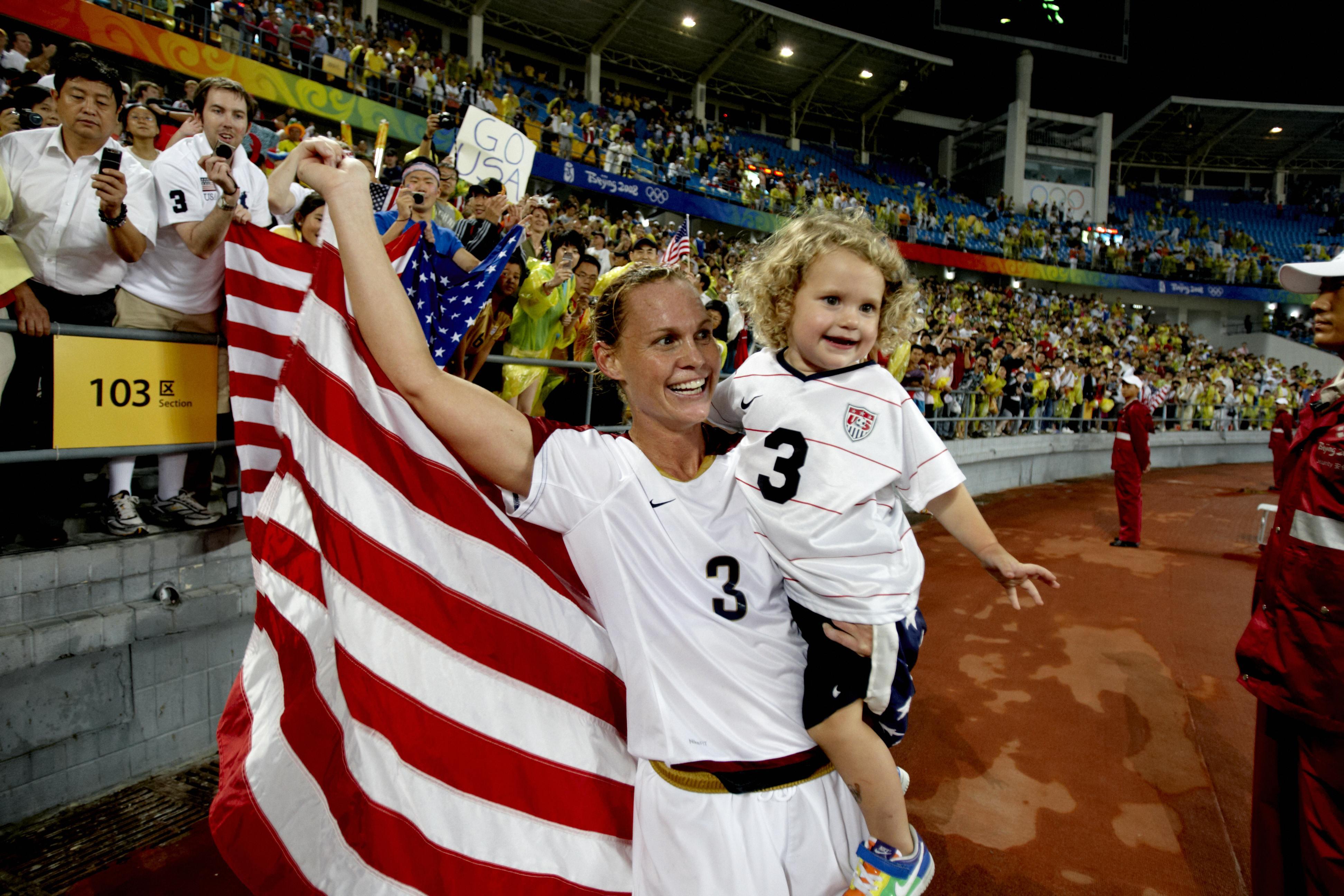 Soccer, 2008 Summer Olympics