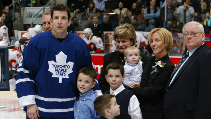 Tom, Ryan And Casey Fitzgerald: A Brief History Of A Hockey Family