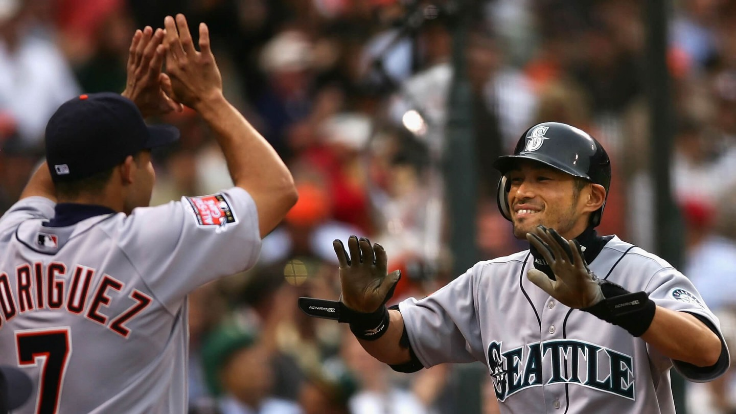 In 2007, Ichiro Suzuki hit the first and only inside-the-park home run in All-Star game history.