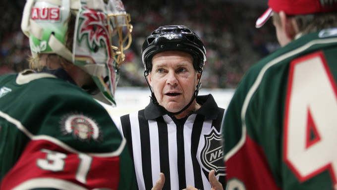 Kerry Fraser: Stories From A Career As An NHL Ref