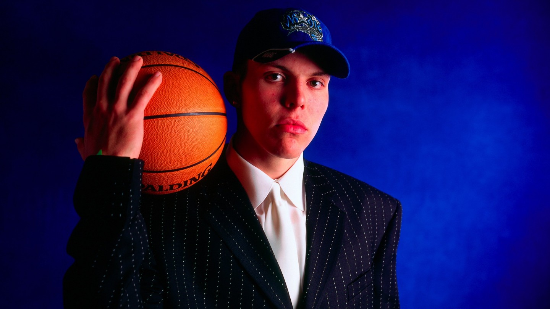 2000 NBA Draft Portraits