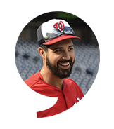 Gio Gonzalez, Pitcher / Washington Nationals - The Players' Tribune