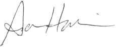 Hawkins Signature