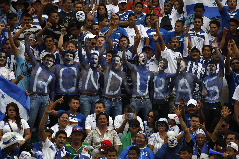 Honduras Canada Soccer Wcup