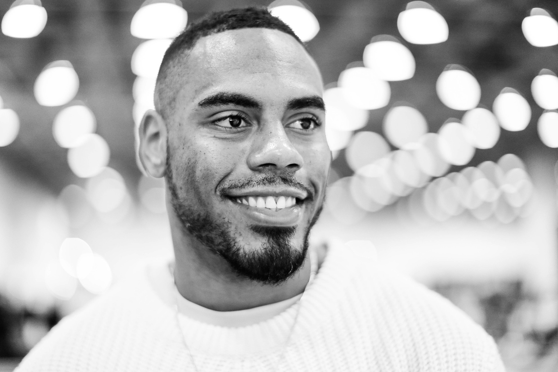 Rashad Jennings of the New York Giants paid a visit.