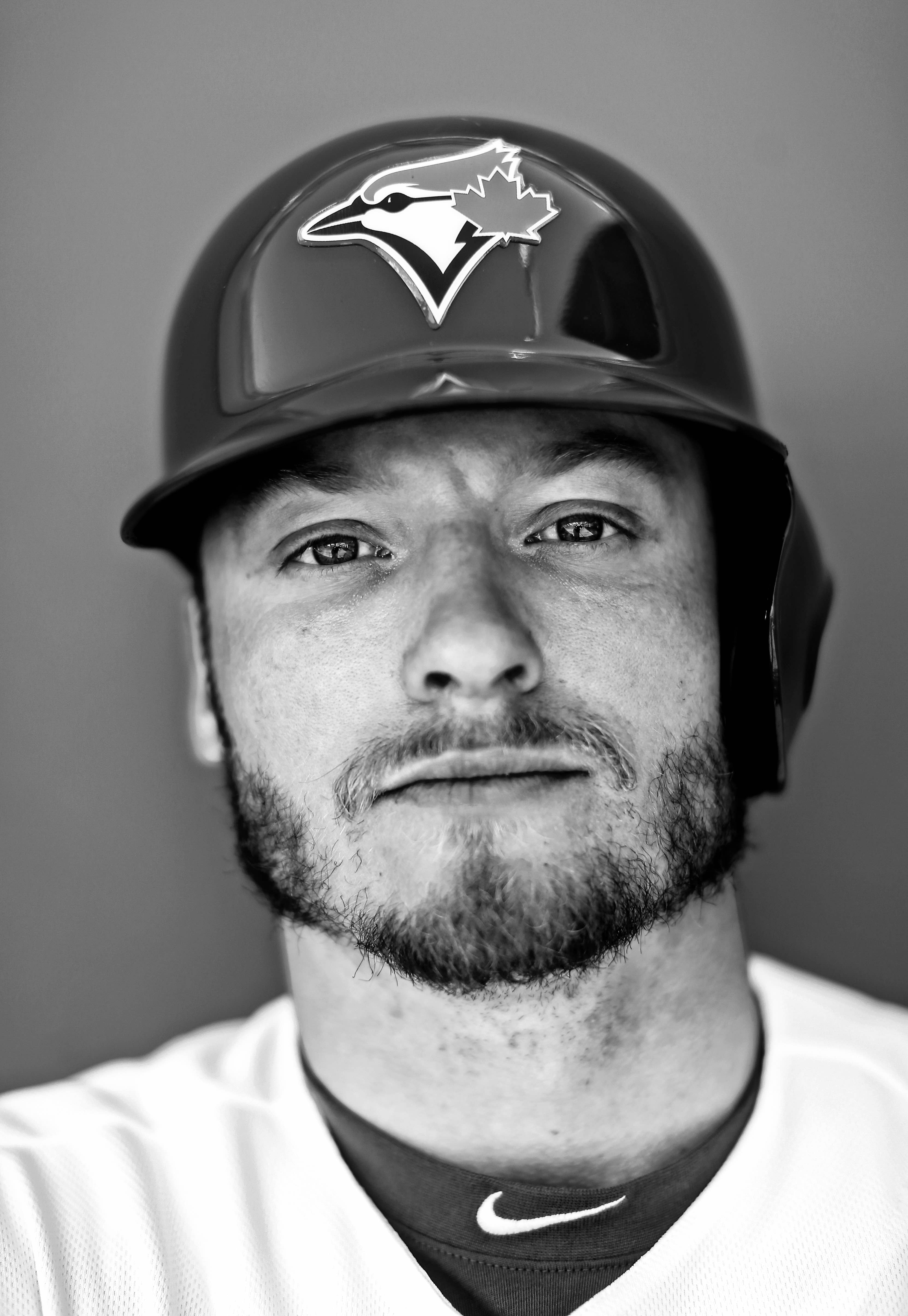 Toronto BlueJays Josh Donaldson (Photo byTom DiPace)