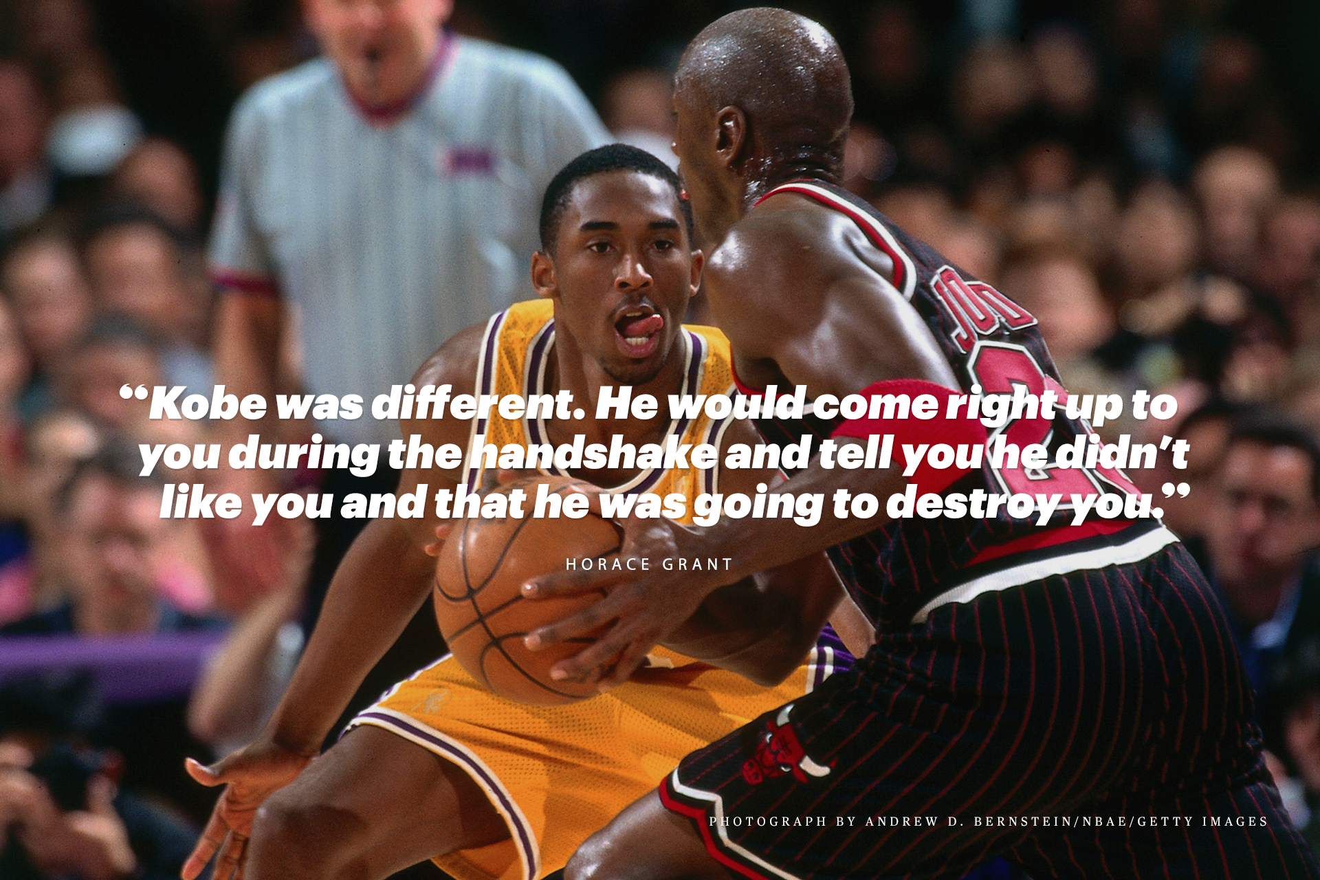 Kobe Different Pull