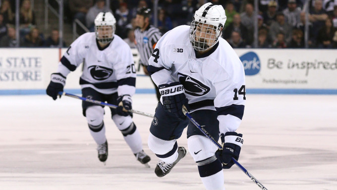 NCAA: Tommy Olczyk - How We Built A D-I Hockey Program