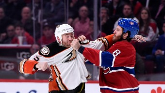 Anaheim Ducks v Montreal Canadiens