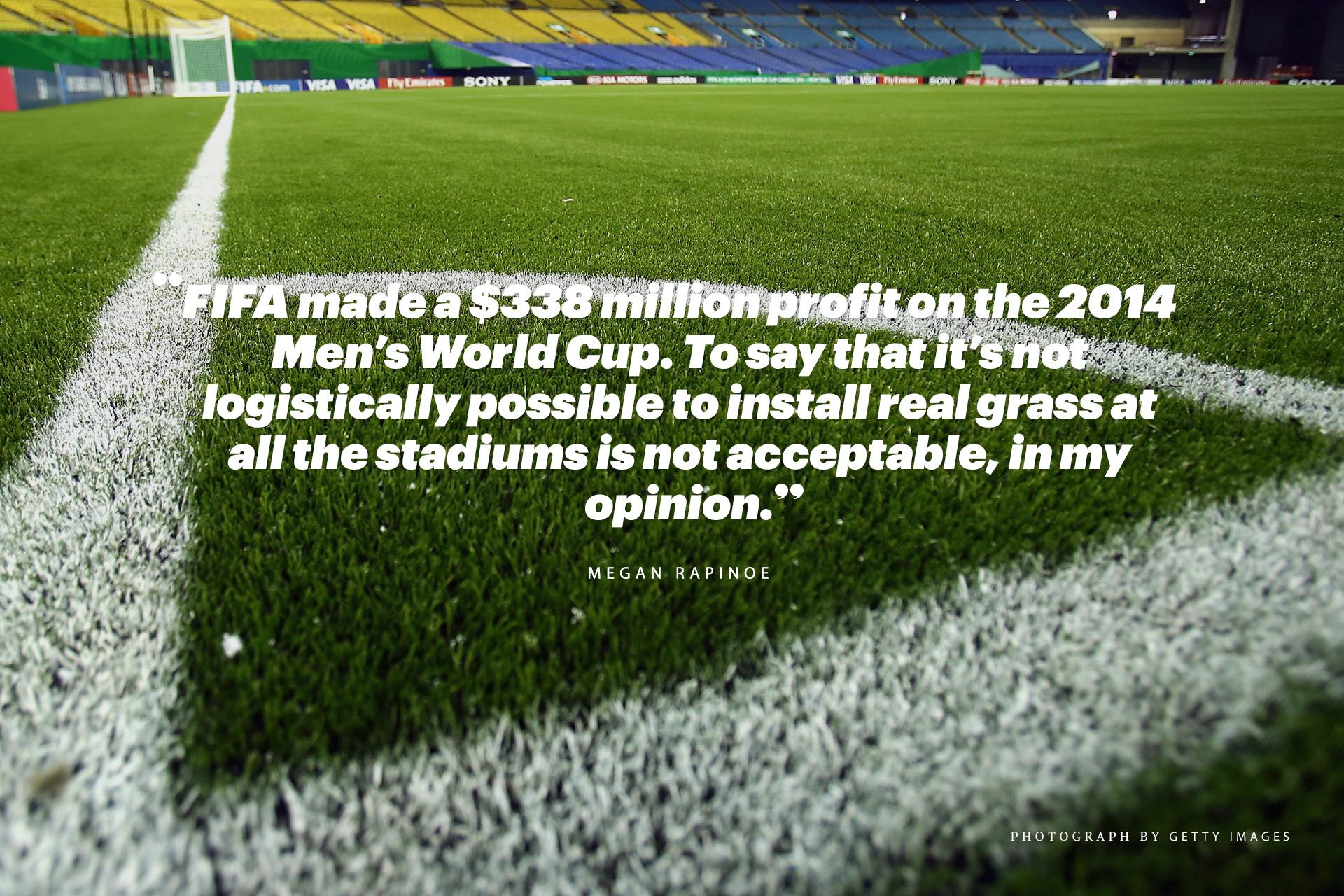 Rapinoe FIFA Pull