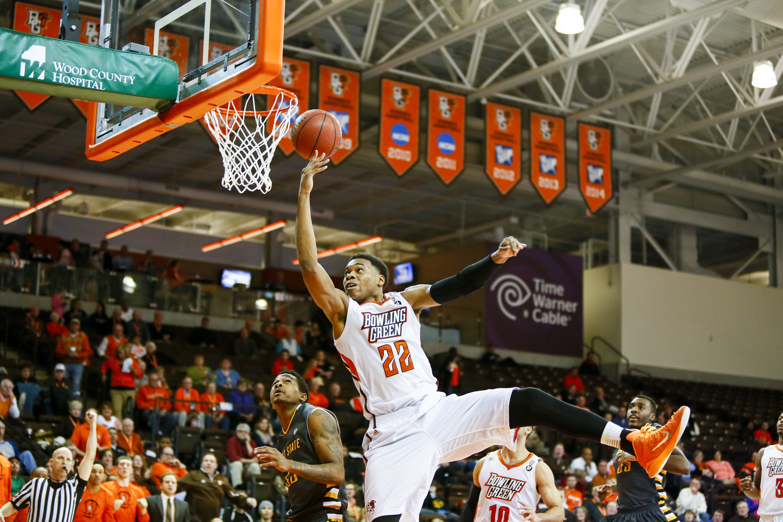 NCAA BASKETBALL: MAR 03 Kent State at Bowling Green