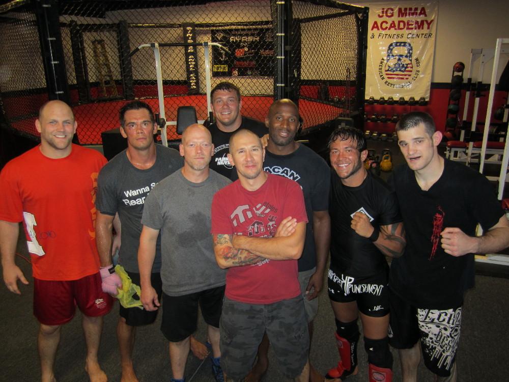 Training team for Nog copy