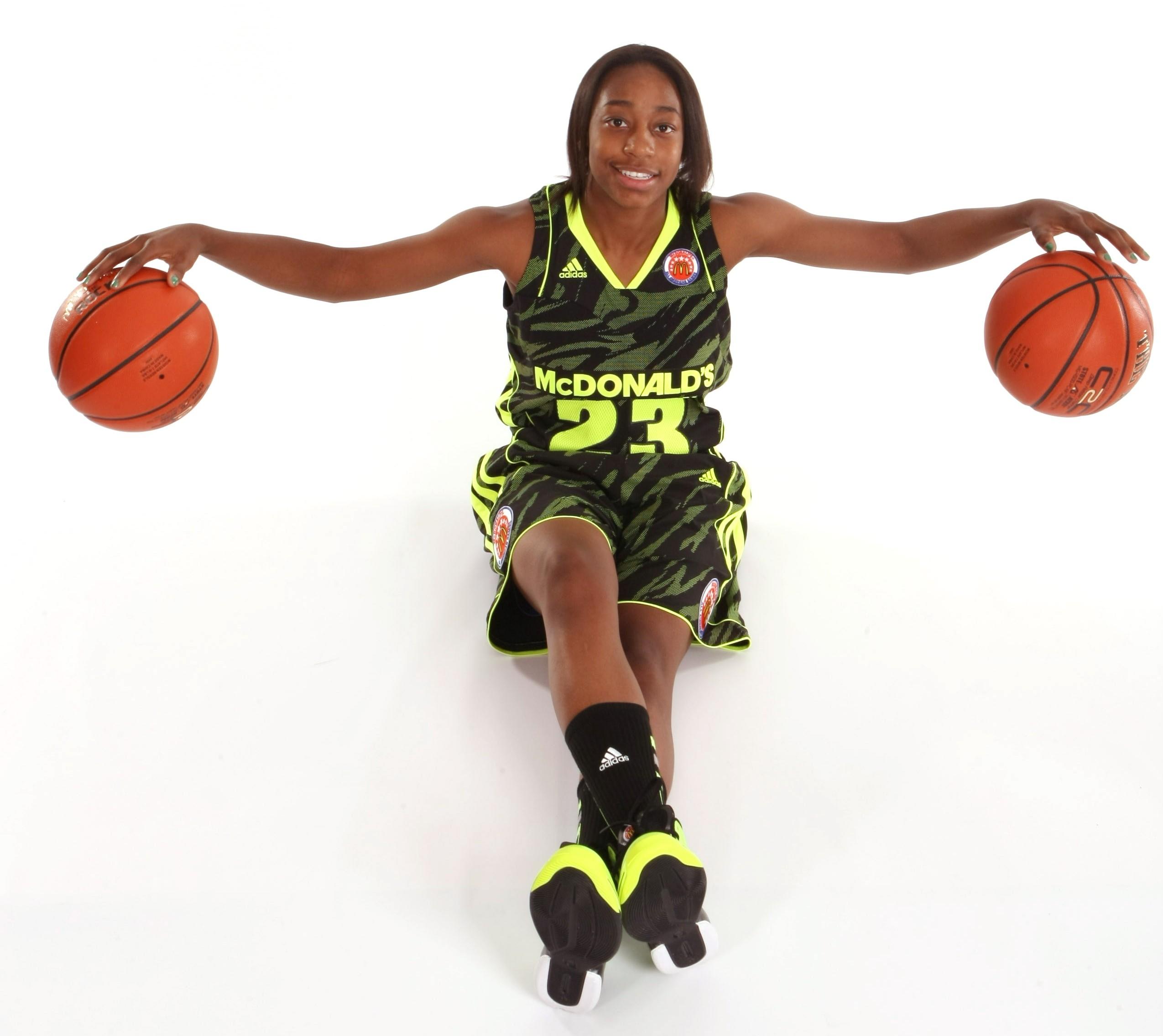 High School Basketball: McDonalds Photo Day