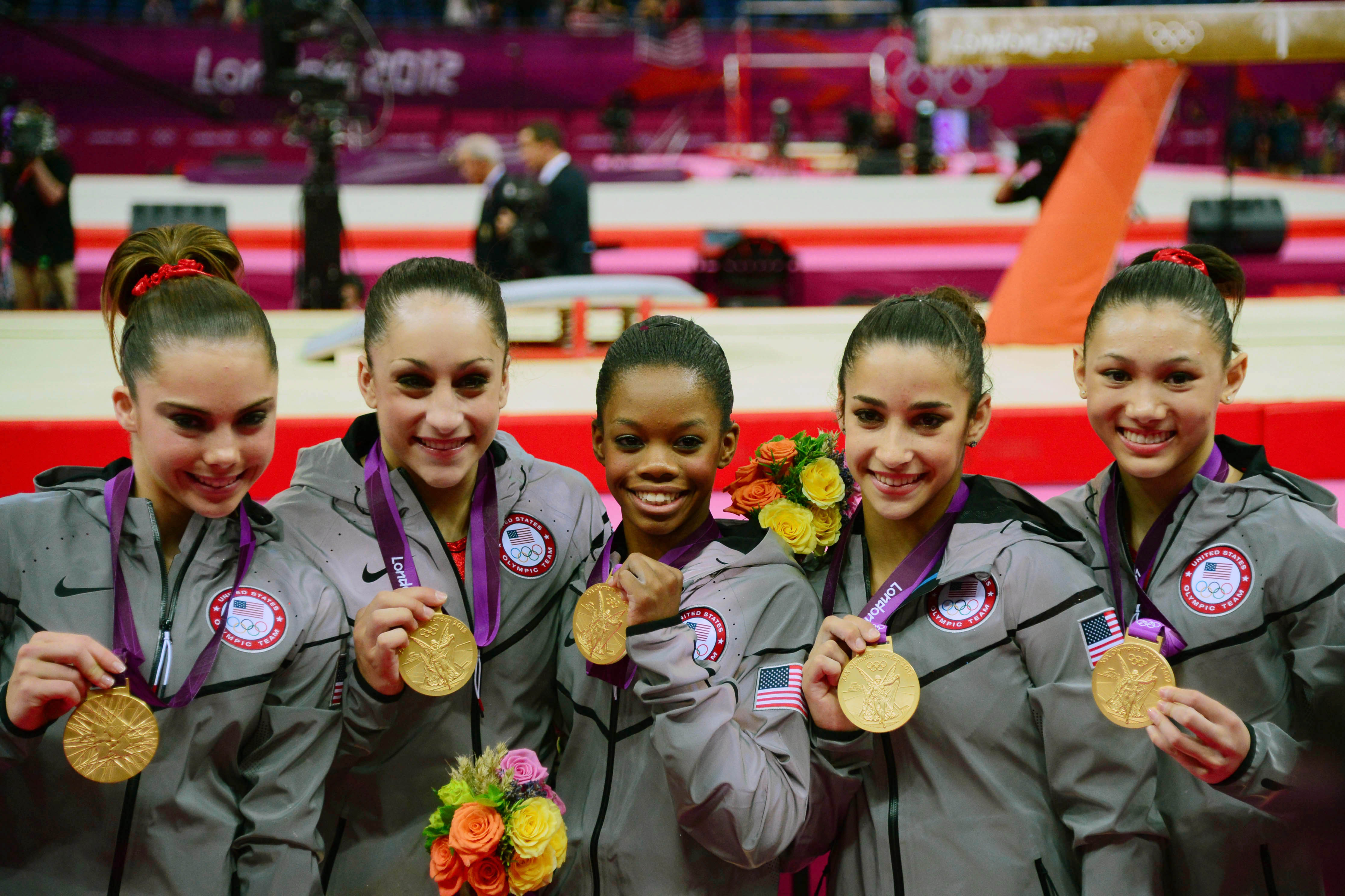 Olympics: Gymnastics-Women's Team Final