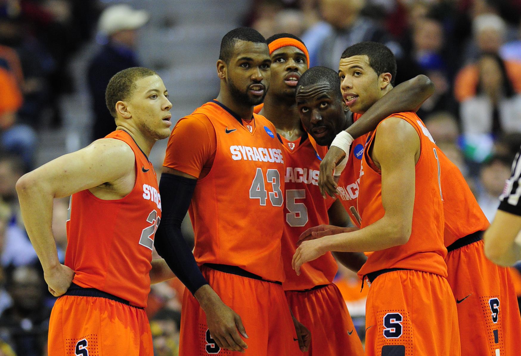 NCAA Basketball: NCAA Tournament-Syracuse vs Indiana