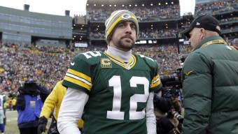 NFL: Divisional Round-Dallas Cowboys at Green Bay Packers