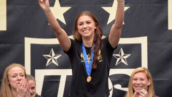 Soccer: Women's World Cup Champions Celebration