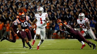 NCAA Football: Ohio State at Virginia Tech