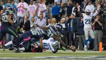 NFL: Detroit Lions at Seattle Seahawks