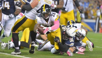 NFL: Pittsburgh Steelers at San Diego Chargers