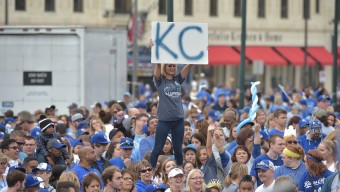 MLB: World Series-Parade