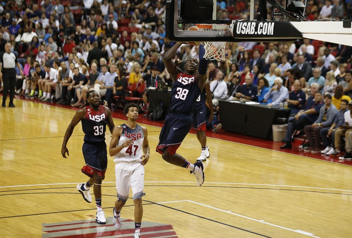 USA Basketball Mini Camp