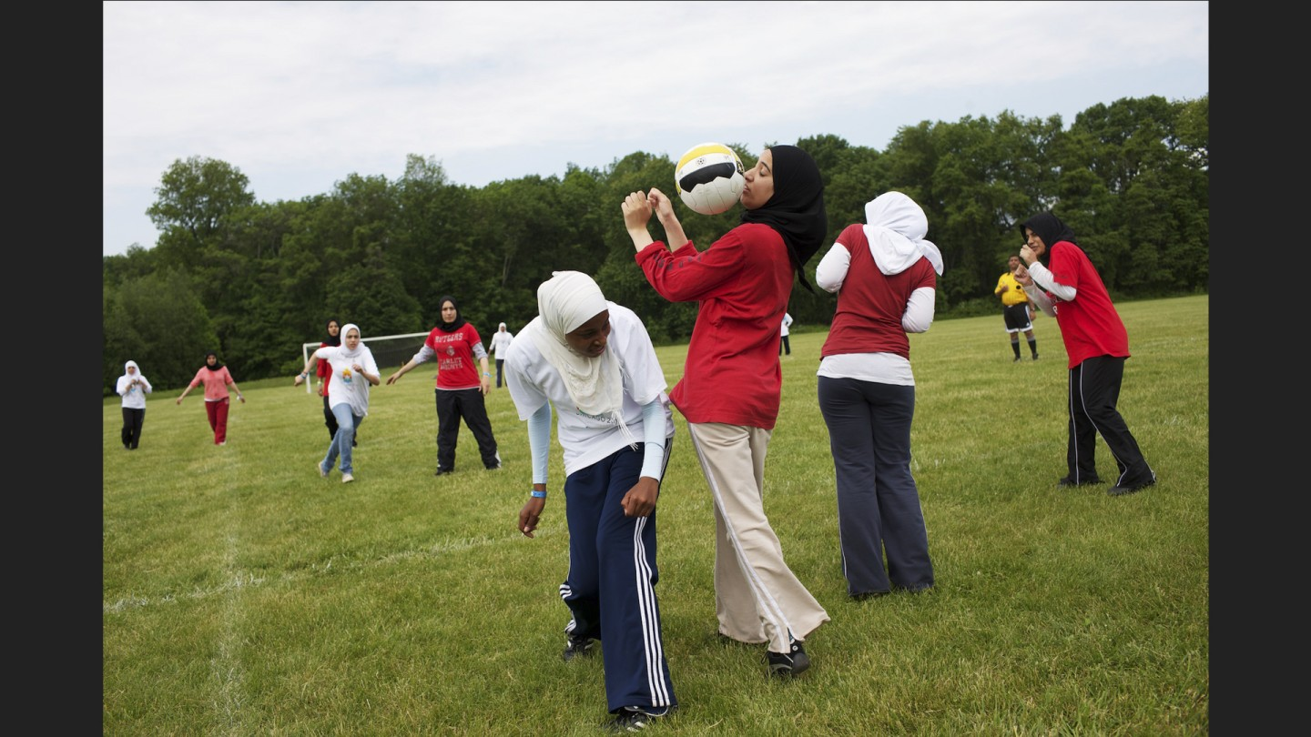 The Annual Islamic Games | Trenton, New Jersey