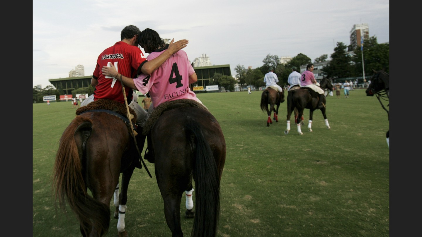 The Argentine National Pato Championship Match | Buenos Aires, Argentina