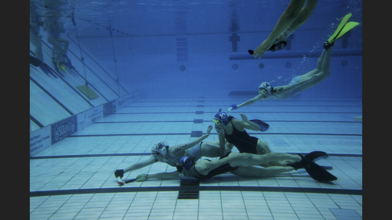 Underwater hockey | Sheffield, England