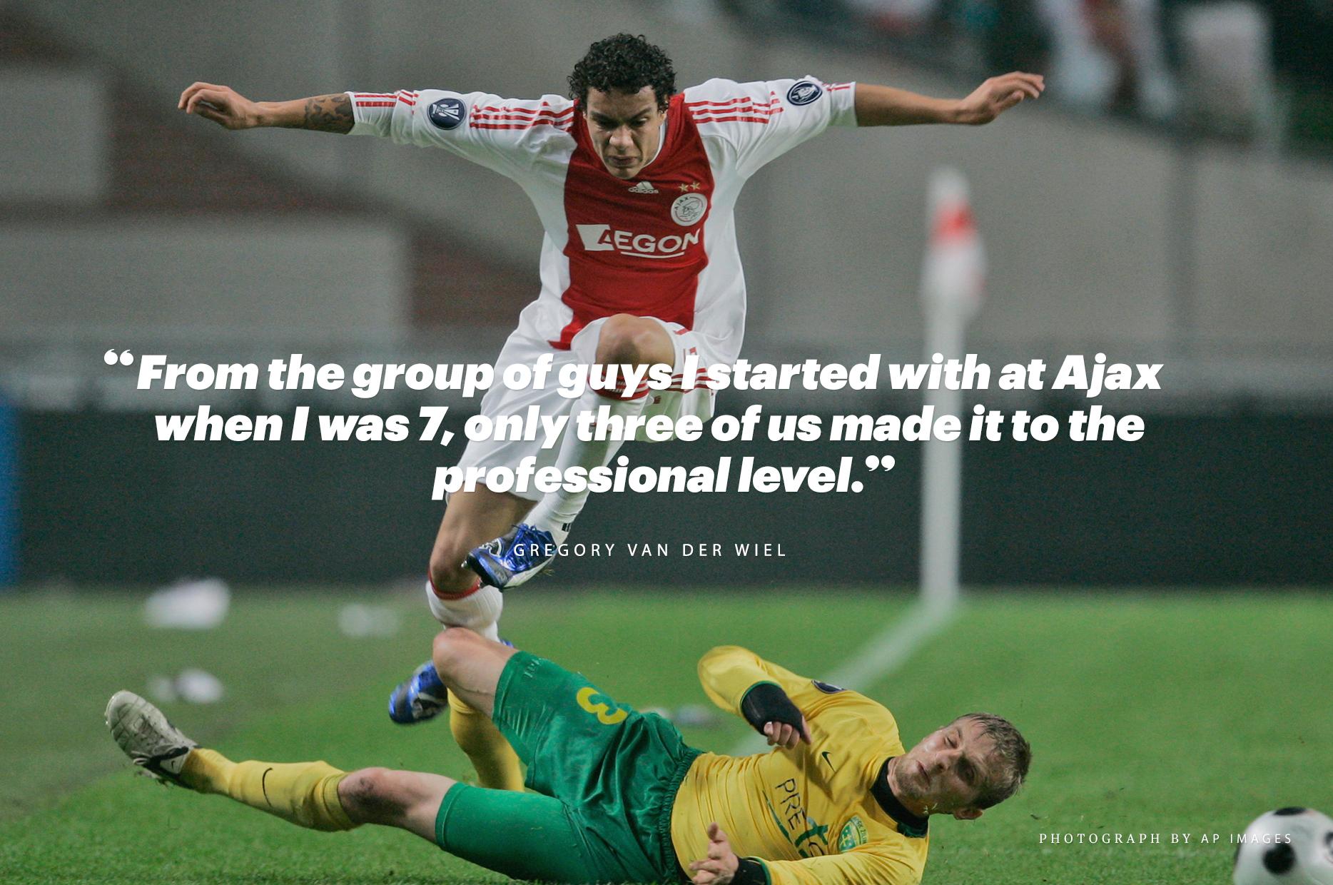 Wiel Ajax Pull