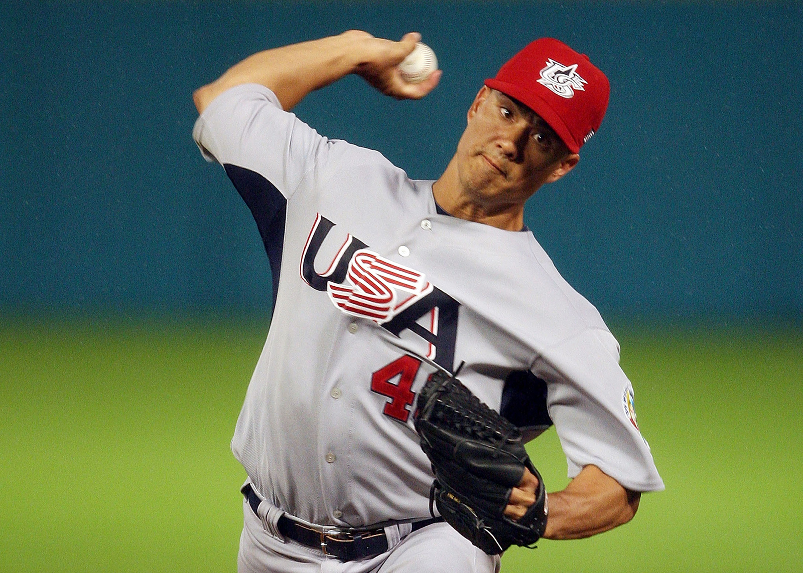 World Baseball Classic 2009 - United States v Venenzuela