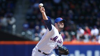 MLB: APR 19 Marlins at Mets