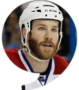 Brandon Prust, Left Wing / Montreal Canadiens - The Players' Tribune