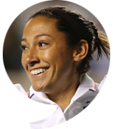 Christen Press, Forward / Chicago Red Stars - The Players' Tribune