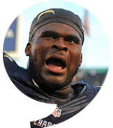 D.J. Fluker, Offensive Tackle / San Diego Chargers - The Players' Tribune