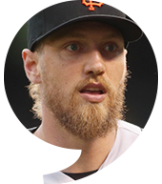Hunter Pence, Outfielder / San Francisco Giants - The Players' Tribune